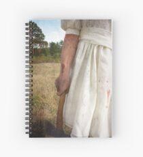 Ouch Spiral Notebook