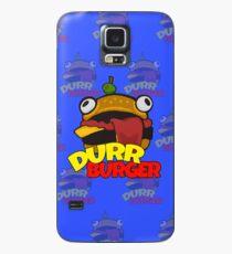 Funda/vinilo para Samsung Galaxy Caja del teléfono Durr Burger