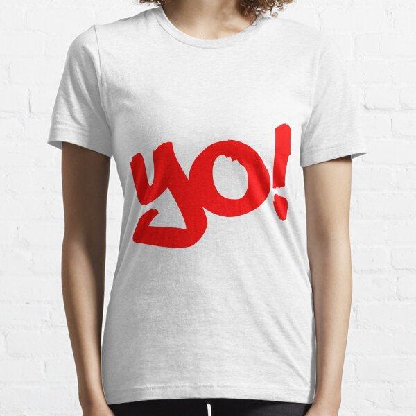 Yo! - Philly Greeting Essential T-Shirt