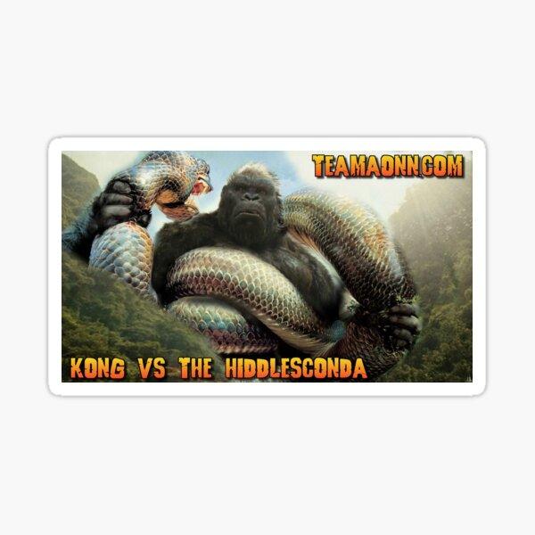 Vs The Hiddlesconda Sticker