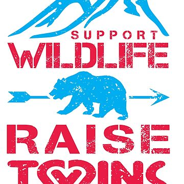 Support Wildlife...Raise Twins by twinsmagazine