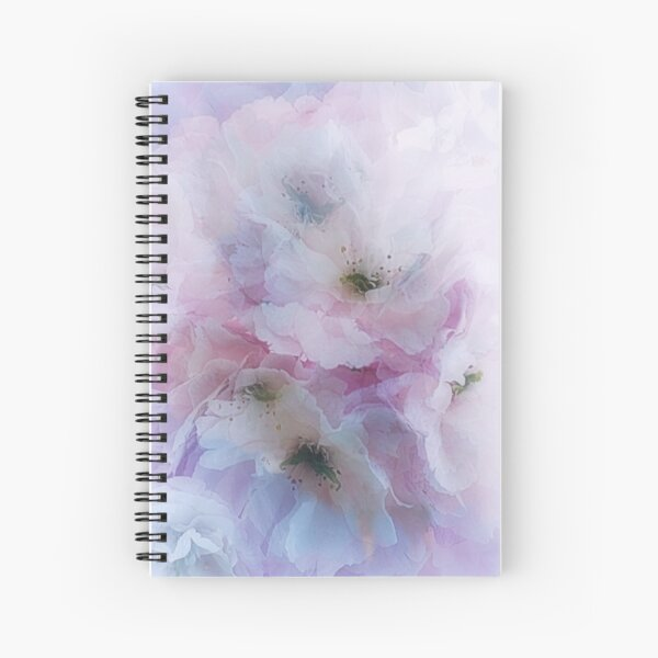 A Touch Of Peace.... Spiral Notebook
