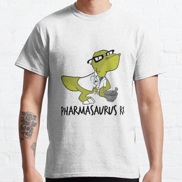 Pharmasaurus Rx - Pharmacy Gift Classic T-Shirt