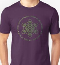 Ricky und Morty - Wir werden alle sterben Unisex T-Shirt