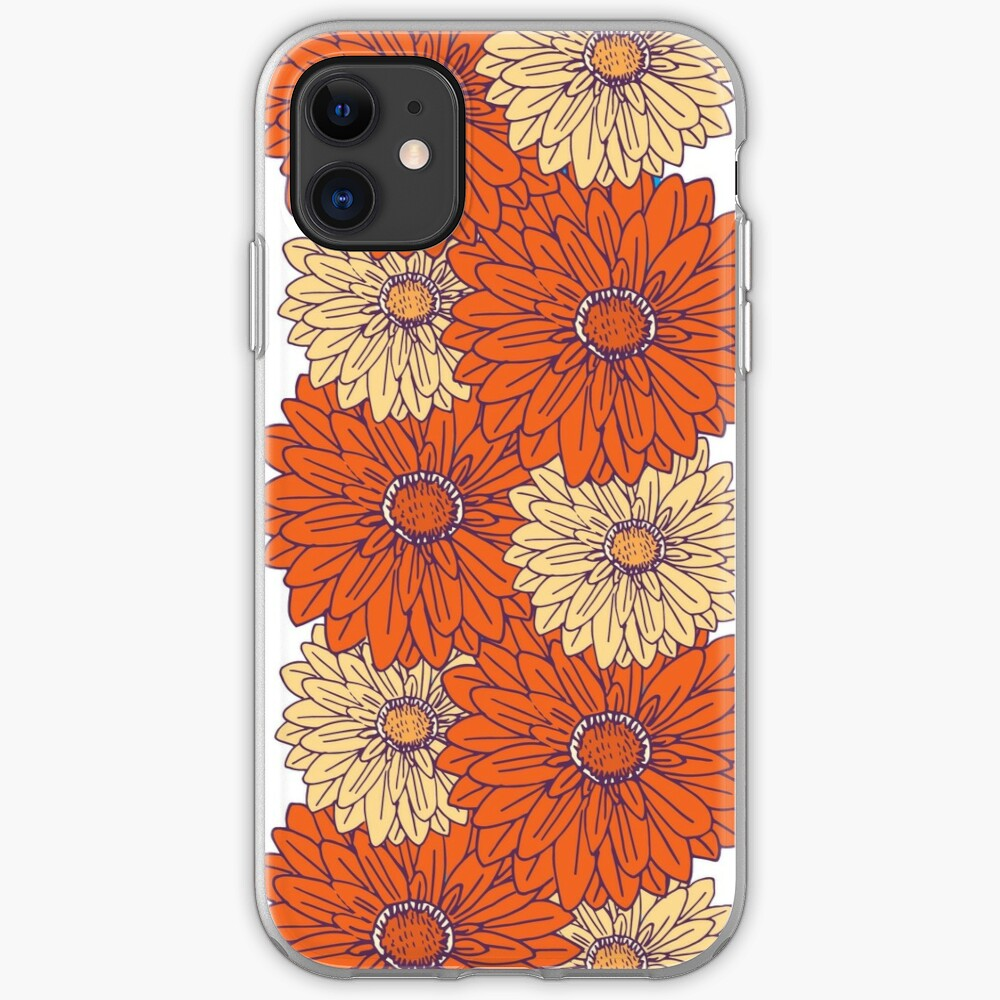 Floral Bunch iPhone Soft Case