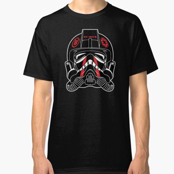 TIE Fighter Pilot Helmet Classic T-Shirt
