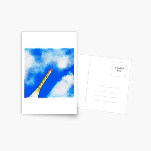 Pencil Missle No. 2 Postcard