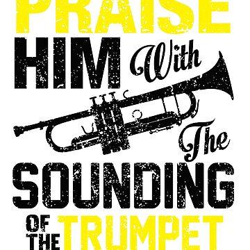 Praise Him  by mochachip
