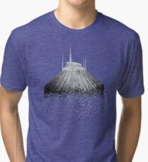 Blast to Space Mountain Tri-blend T-Shirt