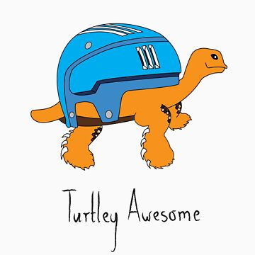 That's Turtley Awesome! by soulcat