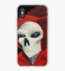 The Red Death iPhone Case