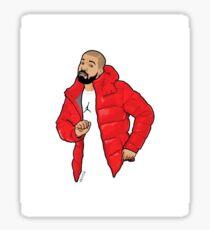 Drake Sticker  Sticker