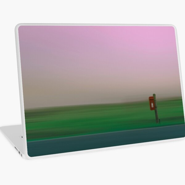 Passed by in Communication Laptop Skin