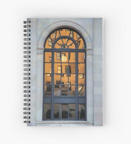 Evening Reflection Spiral Notebook