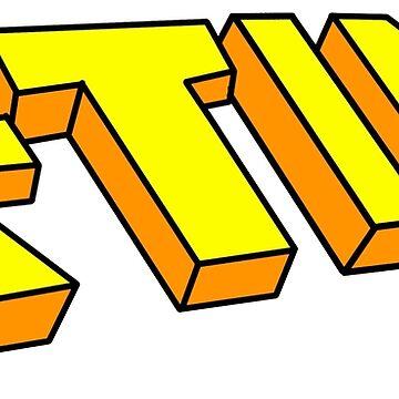 X-Tina Logo by guirodrigues