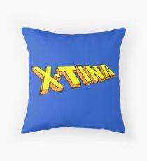 X-Tina Logo Floor Pillow