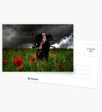 Storm Witch Postcards