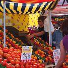 Farmers Market by John Beamish