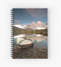 Jet ski Spiral Notebook