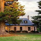The Merrijig Inn at Sunrise, Port Fairy, Victoria by Christine Smith