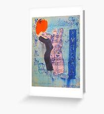 amphora Greeting Card