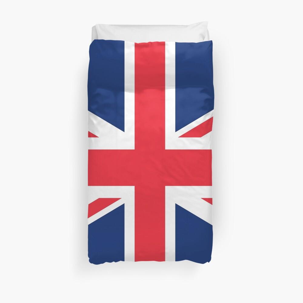 UK flag Duvet Cover