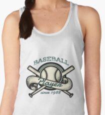 Vintage baseball Women's Tank Top