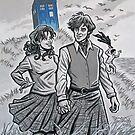 Jamie and Victoria by Raine  Szramski