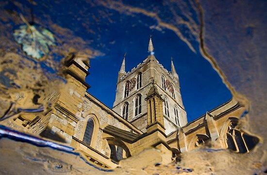 Southwark Cathedral - London by George Parapadakis (monocotylidono)