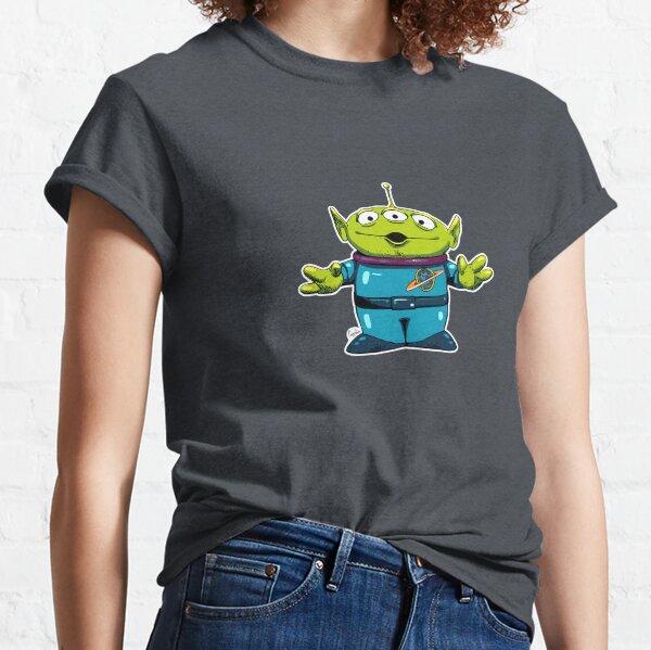 Little green man Classic T-Shirt