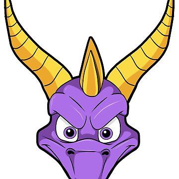 Spyro the Dragon by nicitadesigns