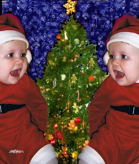 Gracie's Christmas Tree by Seth  Weaver