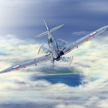 Spitfire by sibosssr