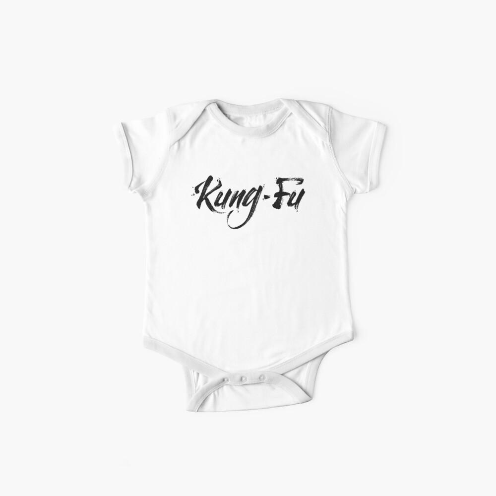 Kung Fu Wushu Quanfa Baby Body