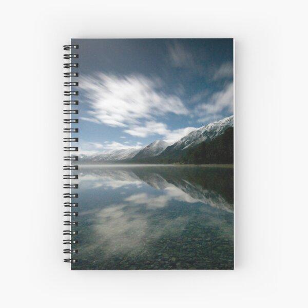 Mavora Nights Spiral Notebook