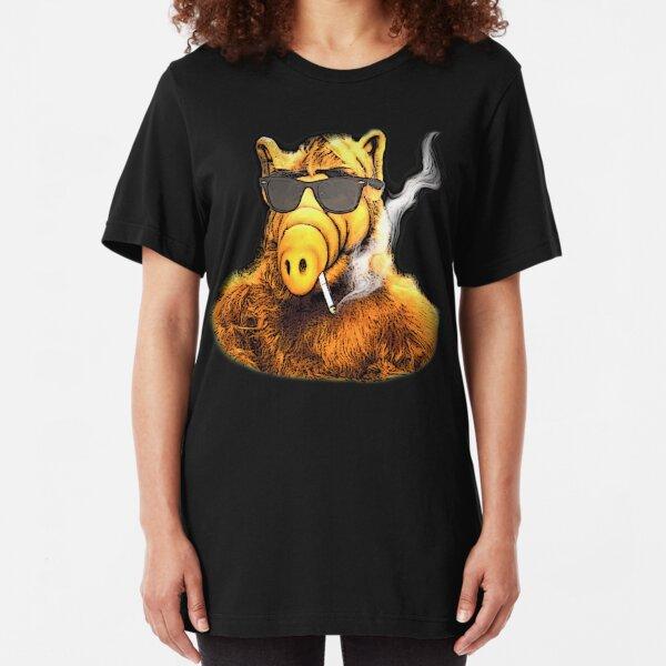 BadAlf Slim Fit T-Shirt
