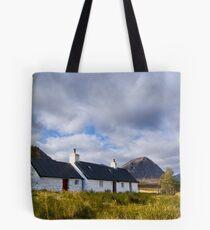 Blackrock Cottage, Glencoe Tote Bag