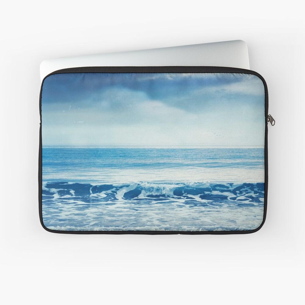 Soothing Sea Laptop Sleeve