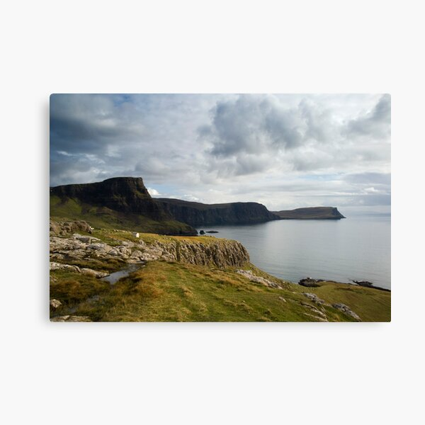 Beautiful view, Isle of Skye Canvas Print