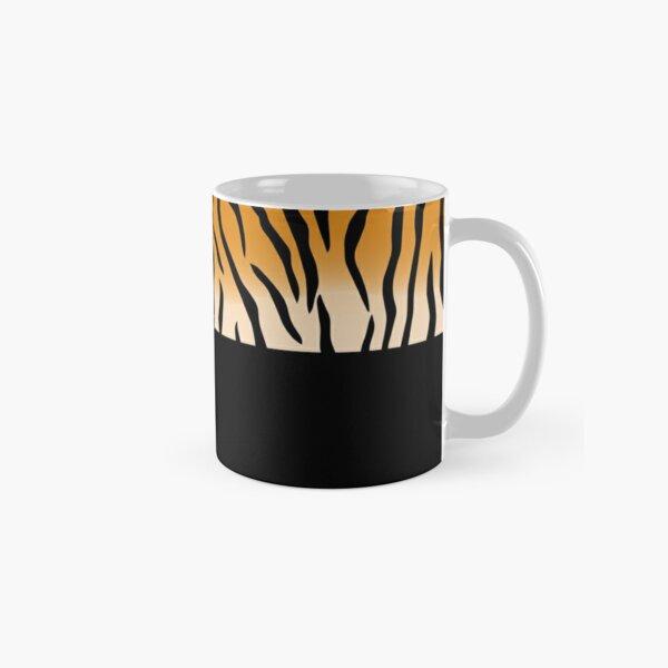 Tiger Print Tasse (Standard)