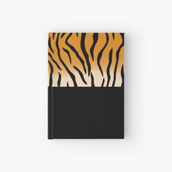 Tiger Print Notizbuch