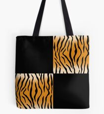 Tiger Print Tasche