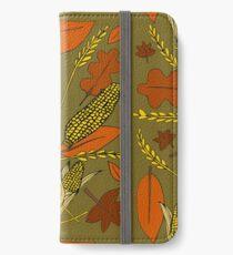 Harvest time iPhone Wallet/Case/Skin