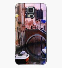 Venedig-Kanal Hülle & Klebefolie für Samsung Galaxy