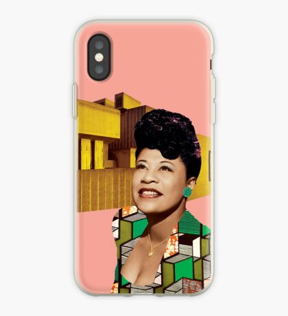 FIRST LADY OF SONG iPhone Case