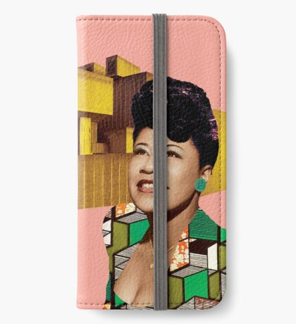 FIRST LADY OF SONG iPhone Wallet