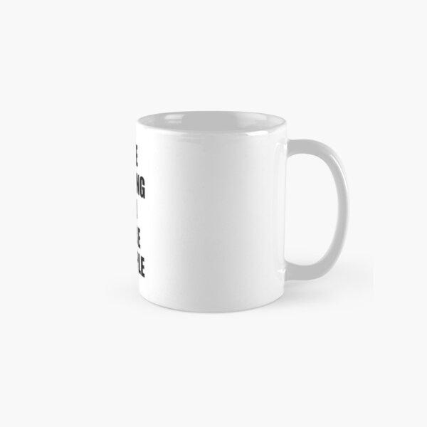 KNITTING Lover Funny Gift Idea I Like Hobby Classic Mug