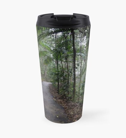 Rainforest painting Travel Mug