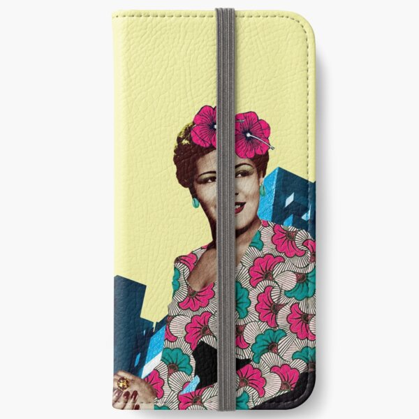 LADY DAY iPhone Wallet