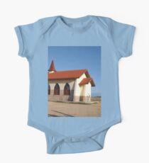 a stunning Aruba landscape Kids Clothes